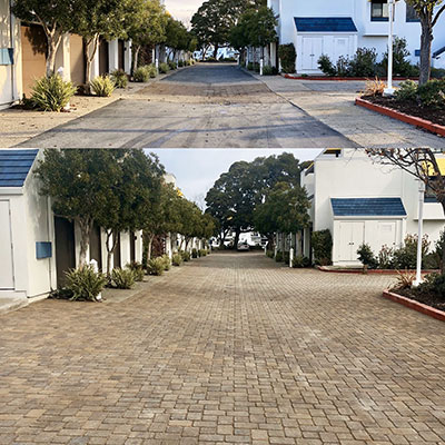 Paver Upgrade Bay Area CA