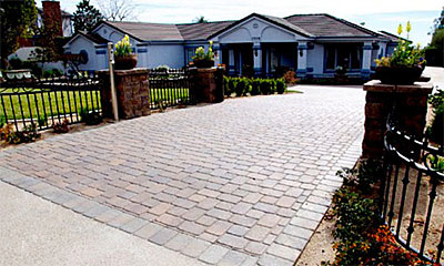 Paver Driveways Bay Area CA