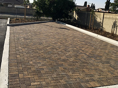 Permeable Paver Bay Area CA