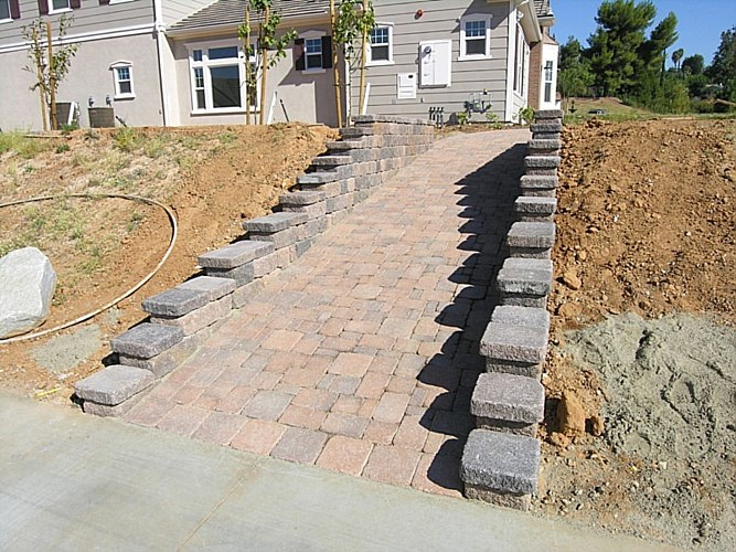 Gallery - Retaining Walls