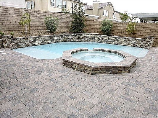 Gallery - Pools & Spas